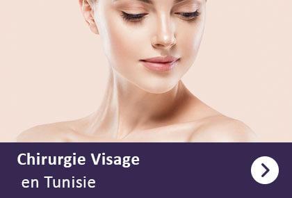 chirurgie esthetique visage tunisie tout compris