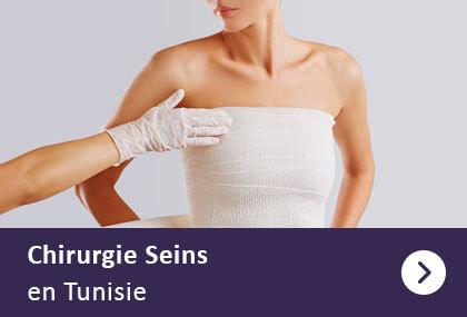 chirurgie esthetique seins tunisie tout compris