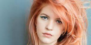 cheveux en couleur