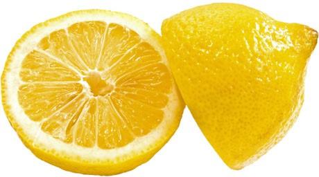 citron pour blanchir les dents