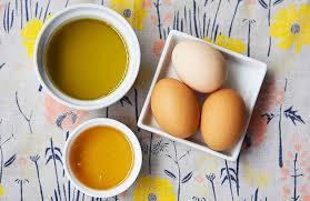masque œuf pour cheveux